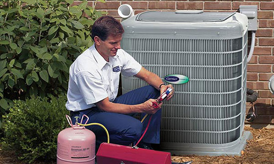 Residential HVAC Repair Contractor