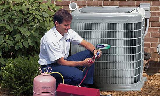 Residential HVAC Repair Contractor