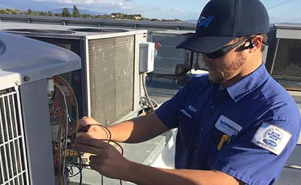 HVAC Service Image